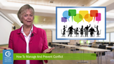 How to Manage and Prevent Conflict, Crystell Anthony, CEG